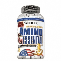 WEIDER AMINO ESSENTIAL, 204 КАПСУЛ