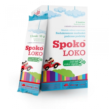 SPOKO LOKO, 6 LOLLIPOPS